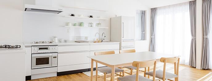 より便利に、より使いやすく! キッチンリフォームのポイント