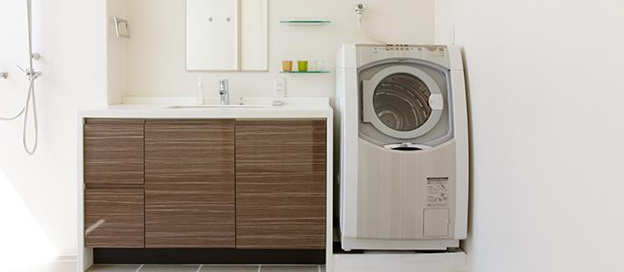 使いやすさと収納性能が大事!洗面化粧台リフォームのポイント